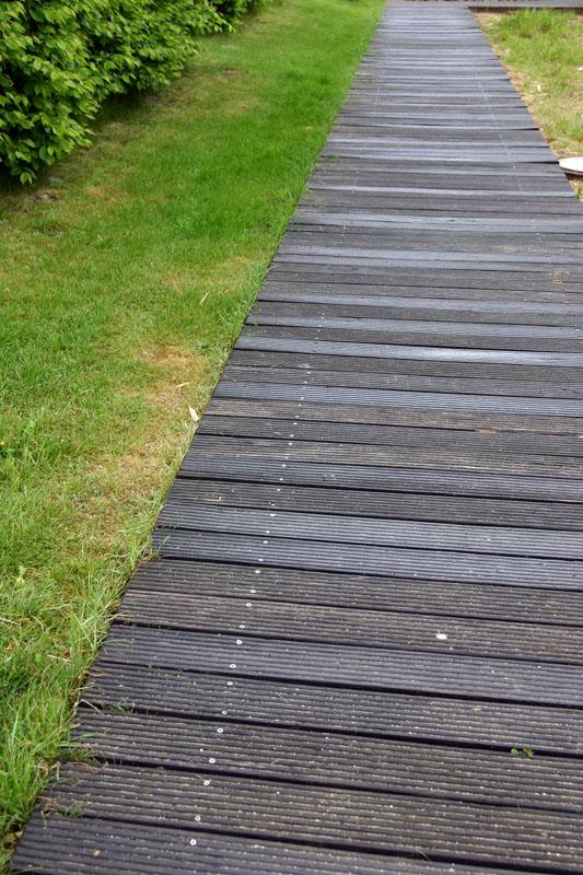 Деревянные тротуар своими руками 577