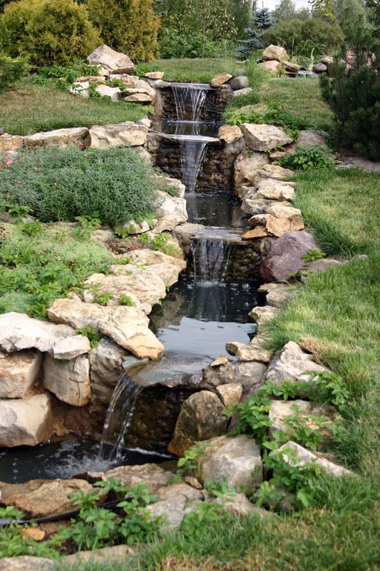 Водоемы водопады и вода